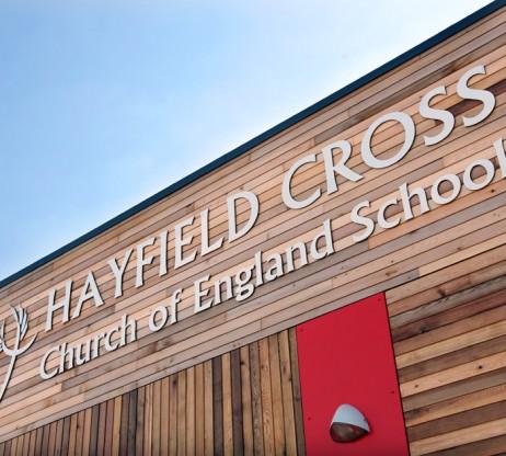 Hayfield Cross Primary School