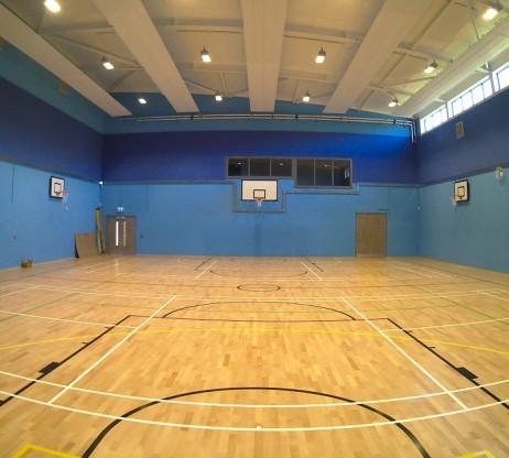 Oak Bank School, Sports Hall